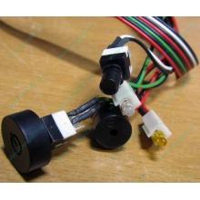 Светодиоды в Екатеринбурге, кнопки и динамик (с кабелями и разъемами) для корпуса Chieftec (Екатеринбург)
