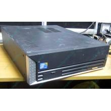 Лежачий четырехядерный компьютер Intel Core 2 Quad Q8400 (4x2.66GHz) /2Gb DDR3 /250Gb /ATX 250W Slim Desktop (Екатеринбург)