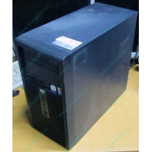 Системный блок Б/У HP Compaq dx7400 MT (Intel Core 2 Quad Q6600 (4x2.4GHz) /4Gb /250Gb /ATX 350W) - Екатеринбург