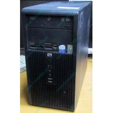 Системный блок Б/У HP Compaq dx7400 MT (Intel Core 2 Quad Q6600 (4x2.4GHz) /4Gb /250Gb /ATX 350W) - Екатеринбург