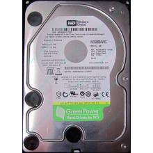 Б/У жёсткий диск 500Gb Western Digital WD5000AVVS (WD AV-GP 500 GB) 5400 rpm SATA (Екатеринбург)