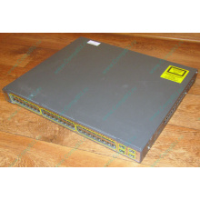 Б/У коммутатор Cisco Catalyst WS-C3750-48PS-S 48 port 100Mbit (Екатеринбург)