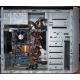 4 ядерный компьютер Intel Core 2 Quad Q6600 (4x2.4GHz) /4Gb /160Gb /ATX 450W вид сзади (Екатеринбург)