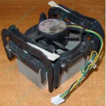 Кулер для процессоров socket 478 с медным сердечником внутри алюминиевого радиатора Б/У (Екатеринбург)
