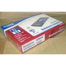 Wi-Fi адаптер D-Link AirPlusG DWL-G630 (PCMCIA) - Екатеринбург