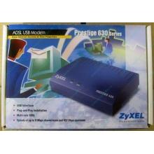 Внешний ADSL модем ZyXEL Prestige 630 EE (USB) - Екатеринбург